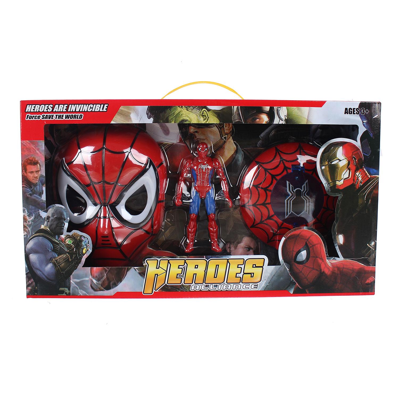 Đồ chơi sét đồ siêu nhân nhện cho bé CY.WL3041