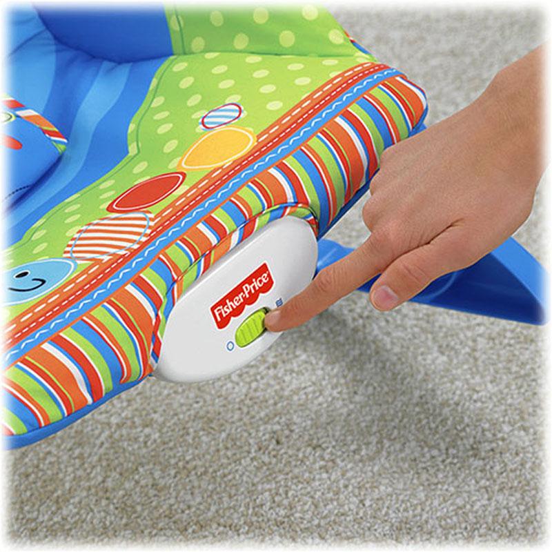 Ghế rung Fisher Price X7033 an toàn tiện dụng cho bé