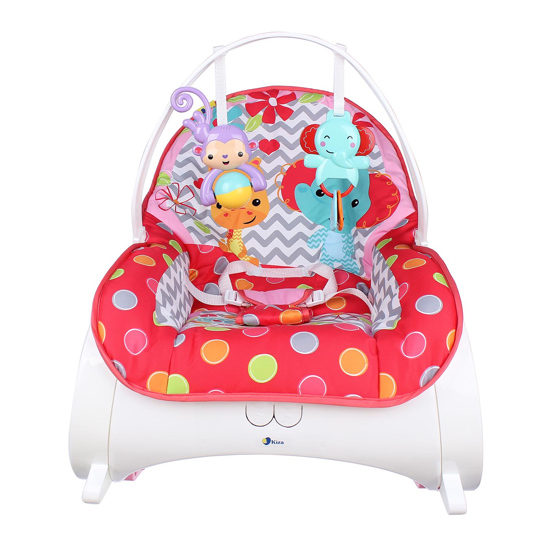 Ghế rung Kiza Sweet Lullaby 889 tích hợp 2 chức năng vừa rung nhẹ và vừa có thể phát nhạc