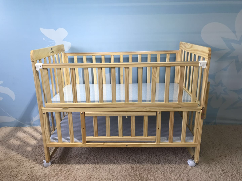 Giường cũi cho bé Mamago Dream-on-me