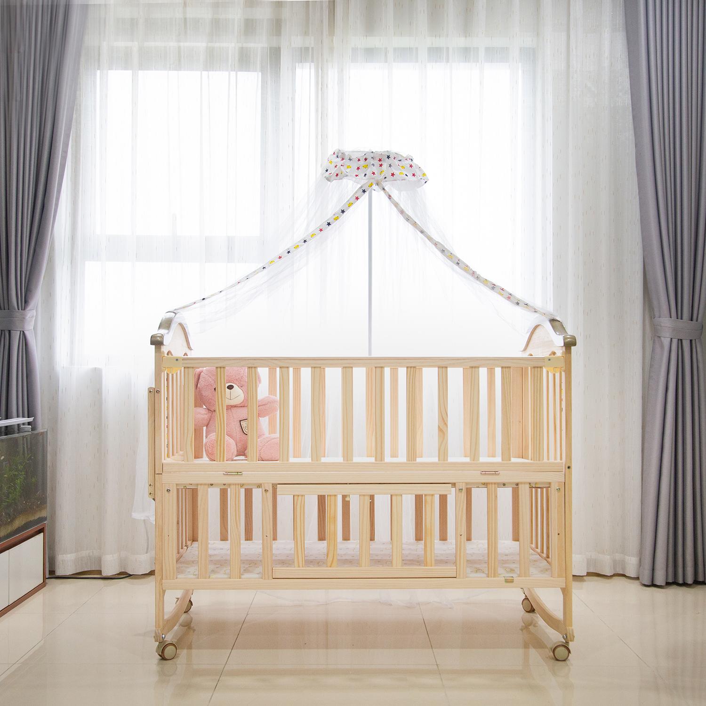 Các ưu điểm nổi bật của giường cũi KidsPlaza Natural Compact