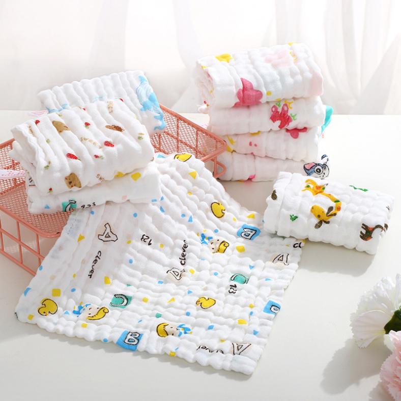 khăn xô cho bé sơ sinh