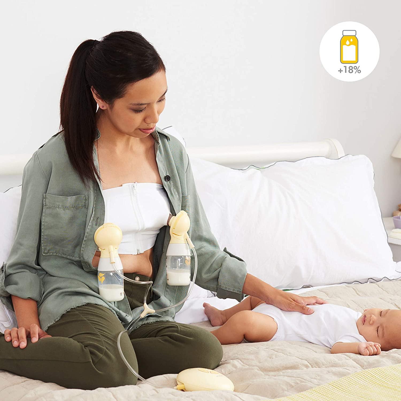 Máy hút sữa Medela Swing - sự lựa chọn của các bà mẹ thông thái