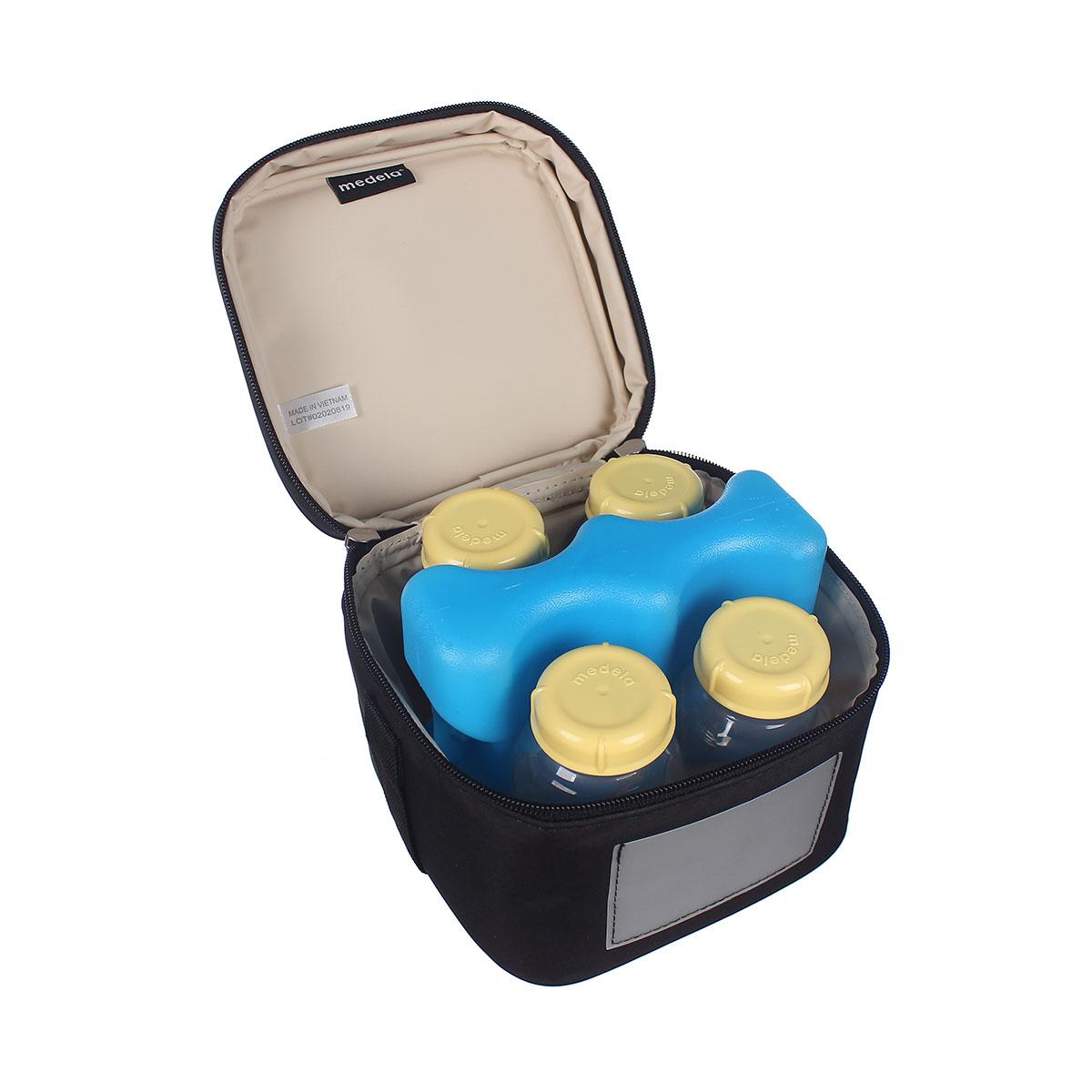 Các bộ phận của máy hút sữa Medela Pump