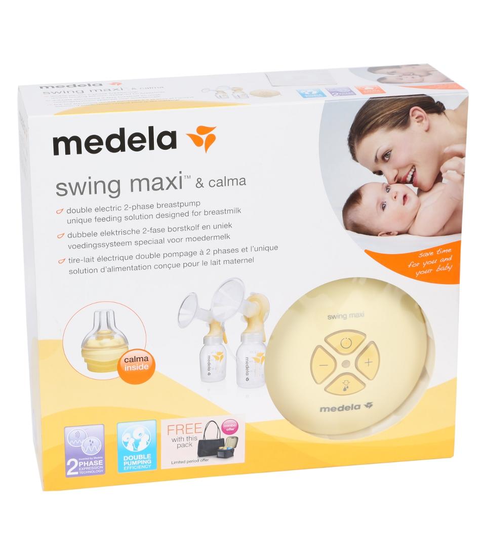 Máy hút sữa Medela Swing Maxi nguyên hộp