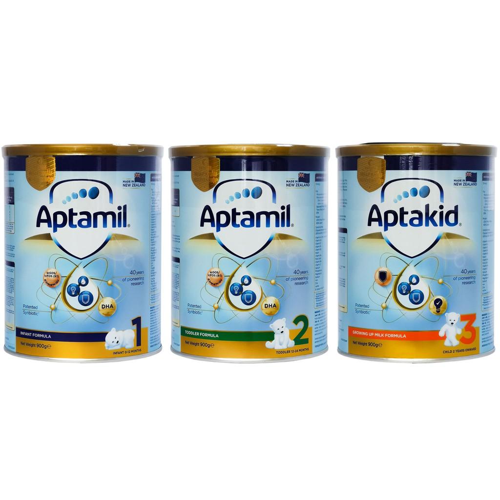 sữa aptamil made in new zealand