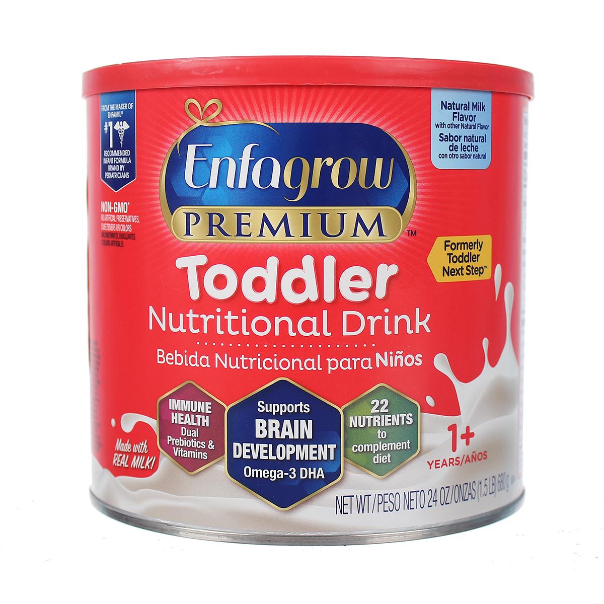 Sữa Enfagrow Premium 680g cho bé 1-3 tuổi