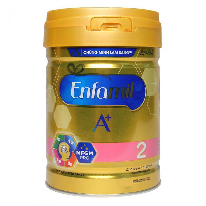 Sữa Enfamil A+ 2