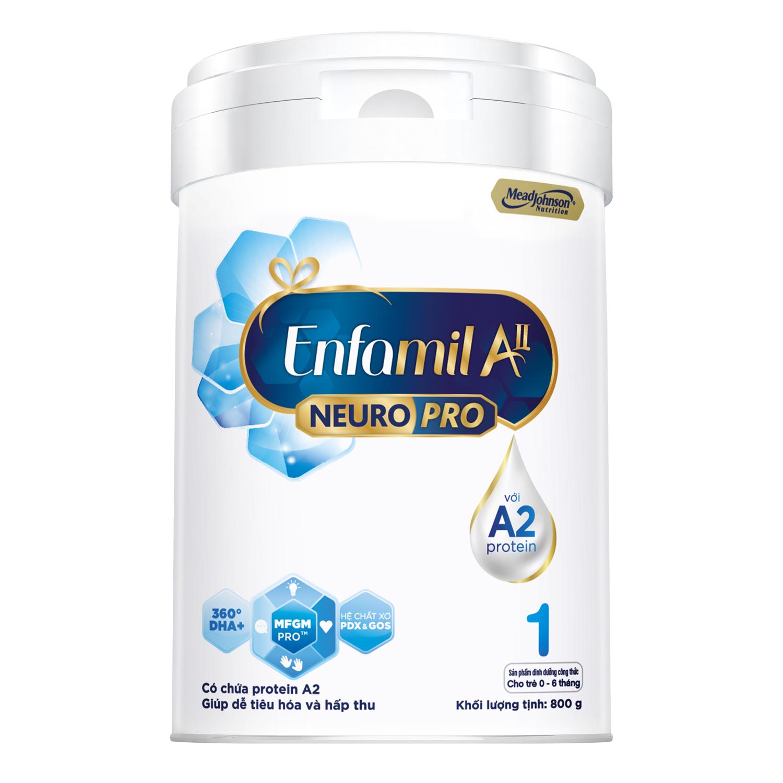 Sữa Enfamil A2 Neuropro 1 Infant Formula
