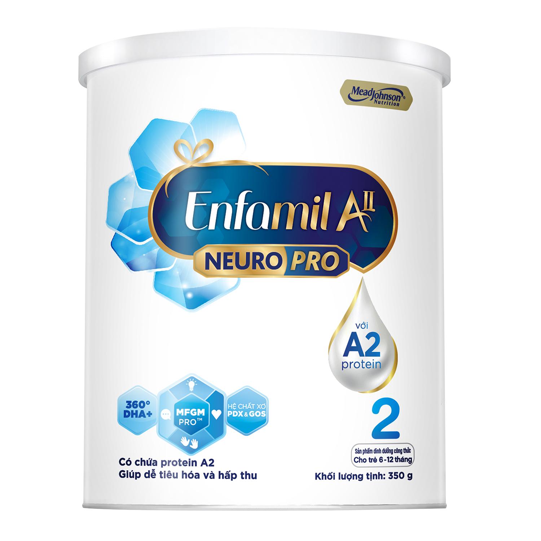 Sữa Enfamil A2 Neuropro 2 Foloow Up Formula
