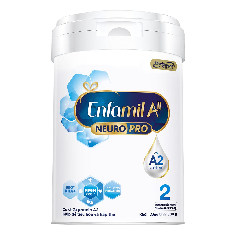 Sữa Enfami A2 Neuropro 2 Follow Up Formula