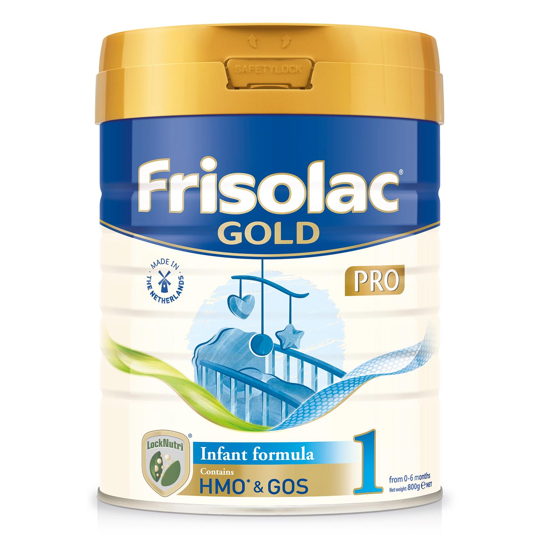 Sữa bột Frisolac Gold Pro số 1 800g
