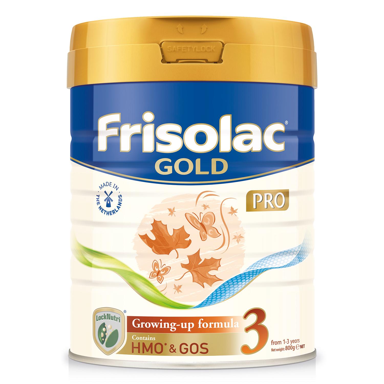 Sữa bột Frisolac Gold Pro số 3 800g
