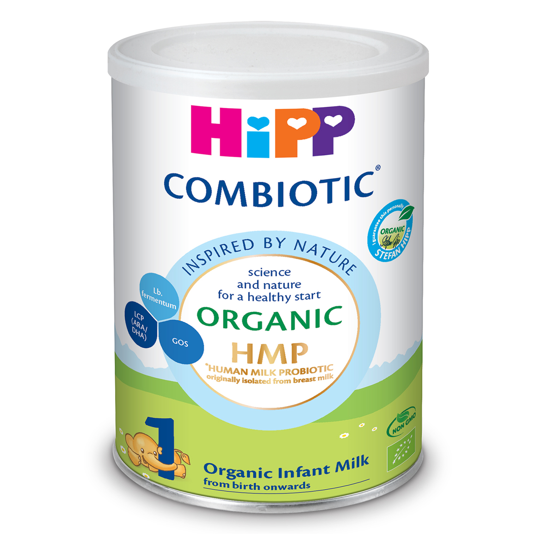 Sữa Hipp Đức số 1 Organic Combiotic HMP 350gr