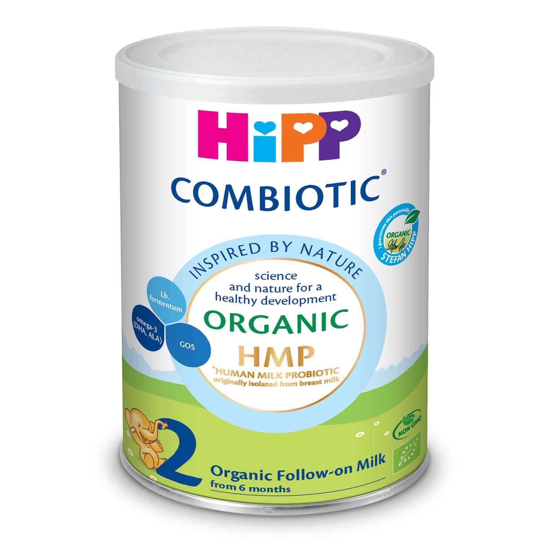 Sữa Hipp số 2 Combiotic Organic Combiotic HMP 350gr