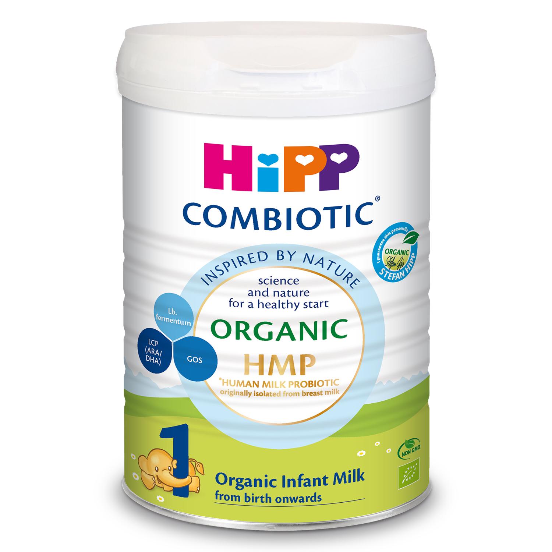 Sữa Hipp số 1 Organic Combiotic HMP 800gr