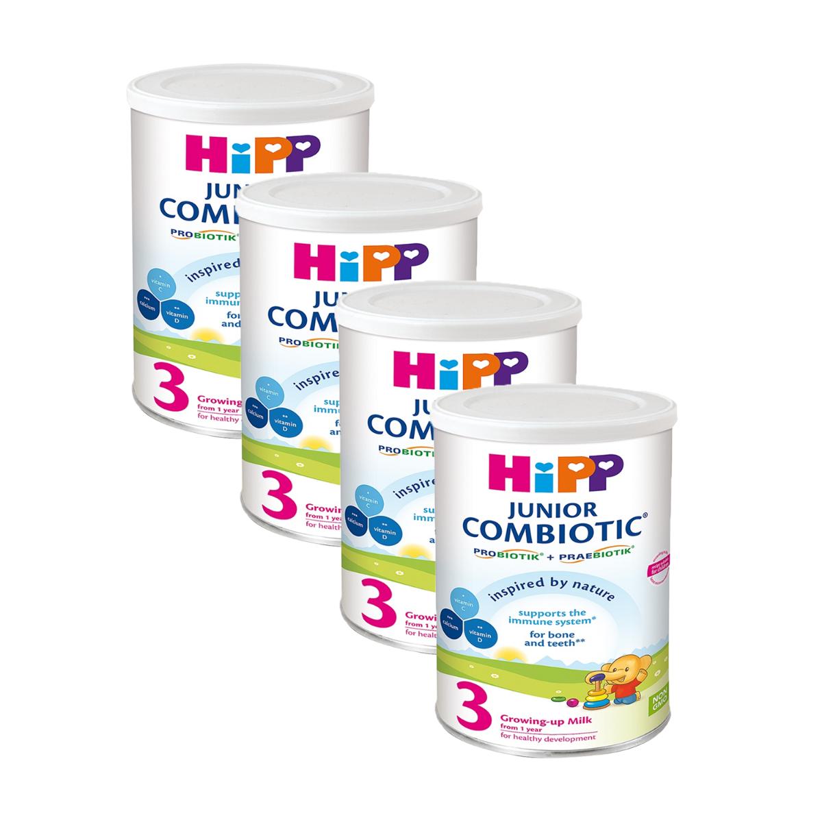 sữa hipp số 3 của đức