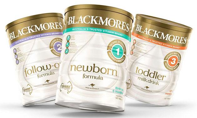Sữa Blackmores nội địa Úc