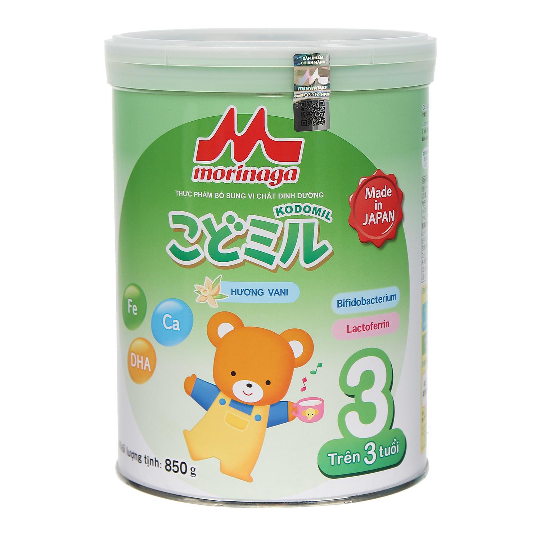 Sữa Morinaga số 3 nội địa 850g