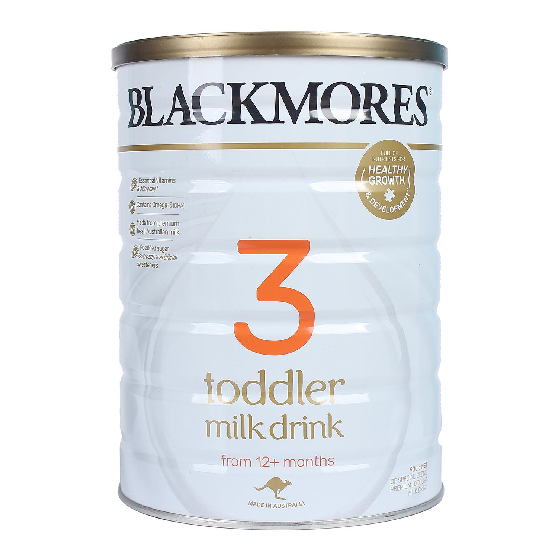 Sữa Blackmores Số 3 Toddler 900g (>12 tháng)