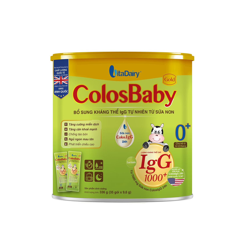 sữa bột cho bé
