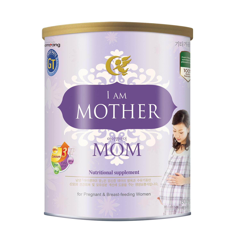sữa bầu i am mother