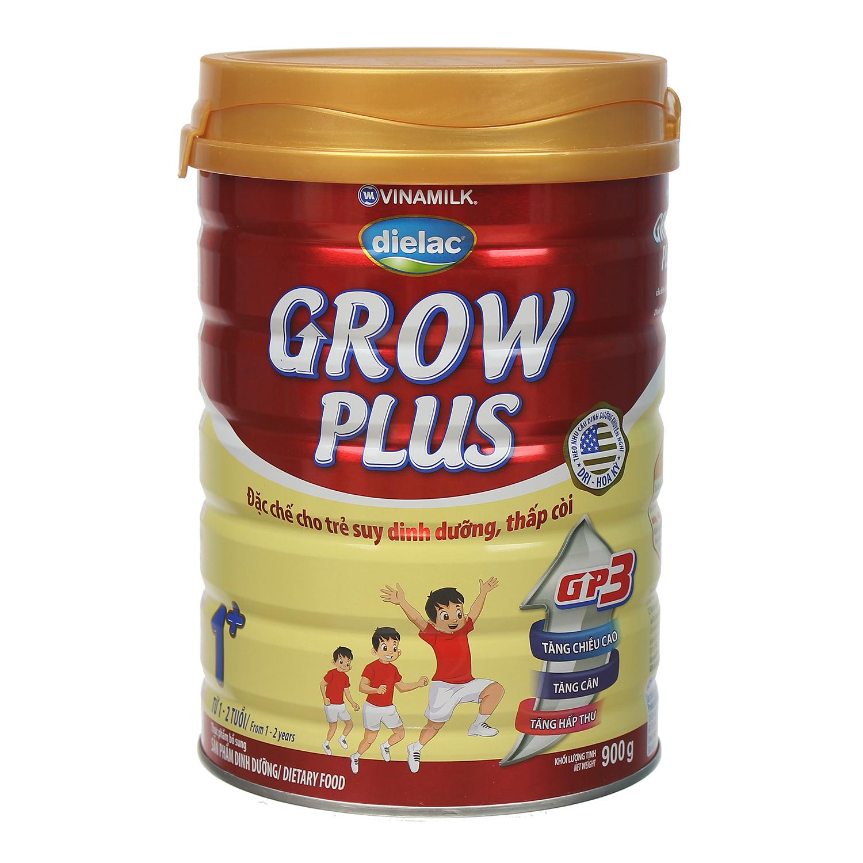 Sữa bột Vinamilk Dielac Grow Plus 1+ 900g