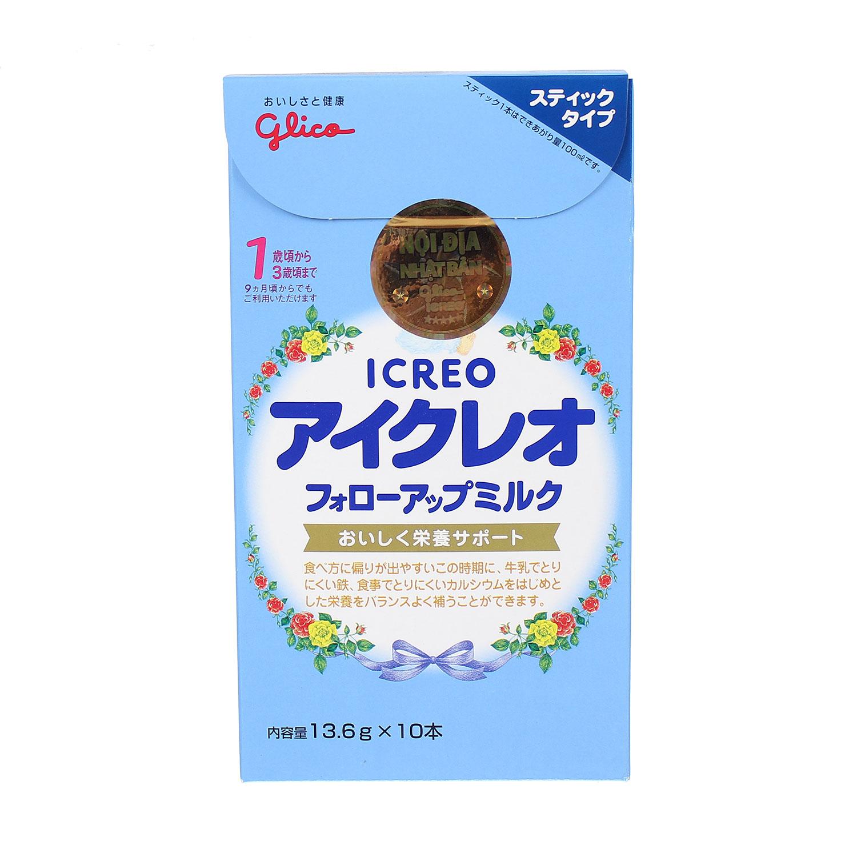 Sữa Glico số 1 dạng thanh