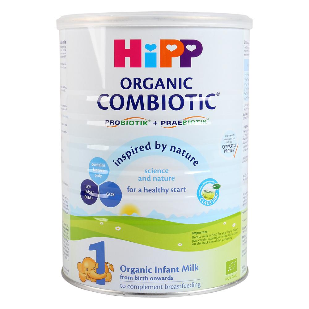 Sữa HiPP số 1 800g Combiotic Organic