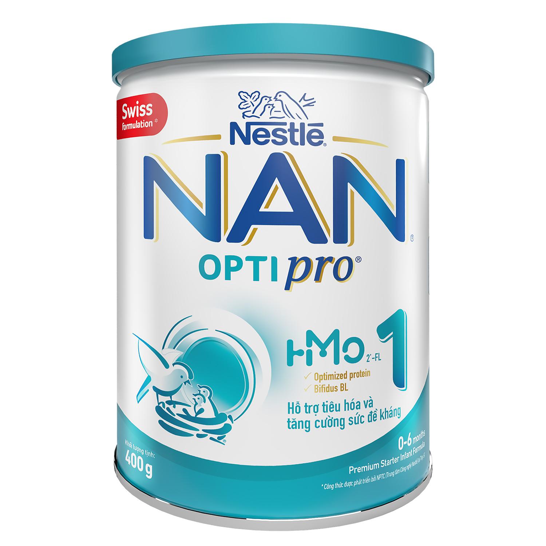 sữa Nan Optipro 1 400g HMO