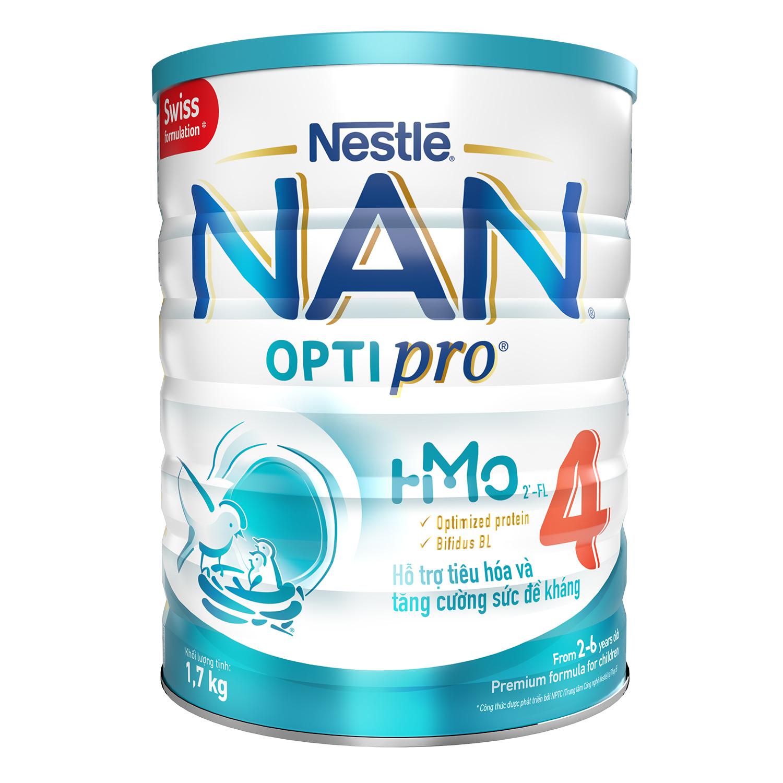Sữa Nan HMO Optipro 1 800g (0 - 6 tháng)
