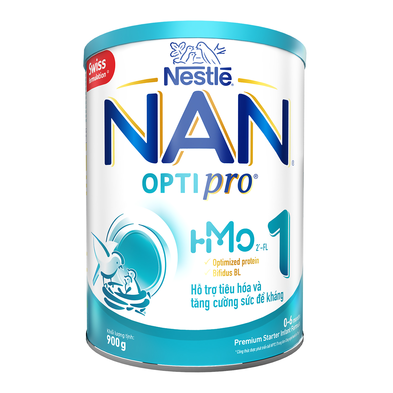 sữa Nan Optipro 1 HMO 900g