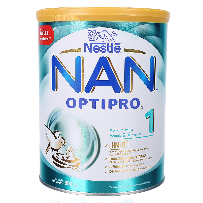 sữa Nan Optipro 1 800g