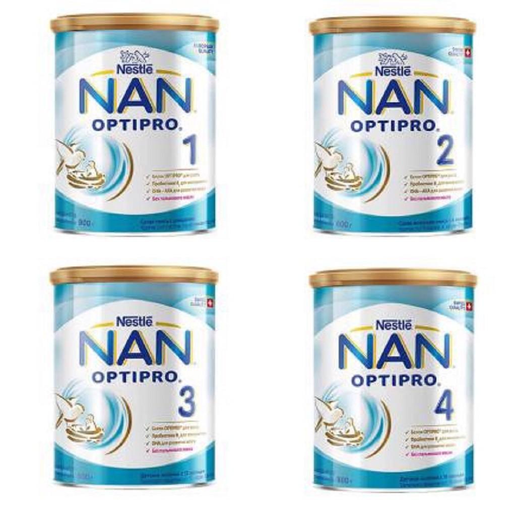 Sữa Nan Nga cho bé