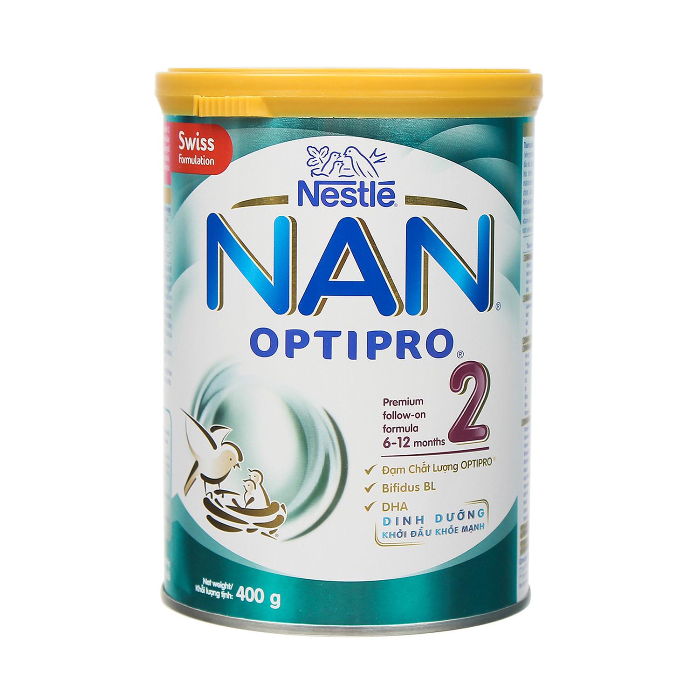 sữa NAN Optipro số 2 400g