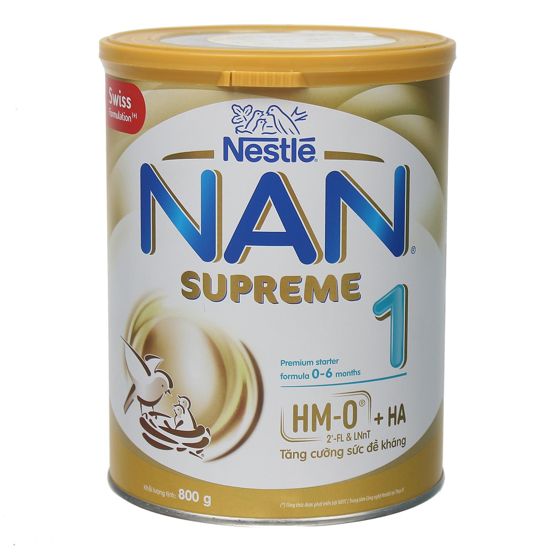 sữa Nan Supreme 1 800g