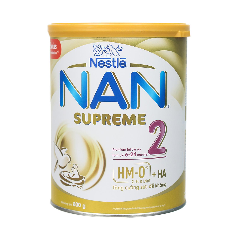sữa Nan Supreme số 2
