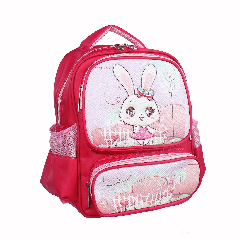 "Balo cho bé gái Mamago in thỏ Rabbit 82080 12"""