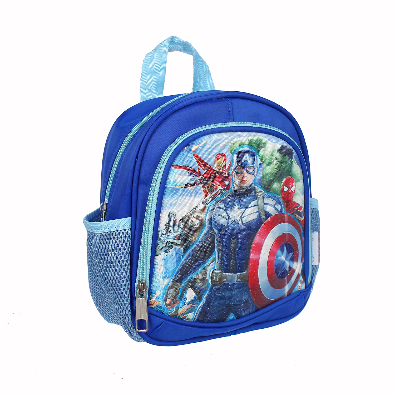 "Balo cho bé trai Mamago Captain America A9005 9"" an toàn"