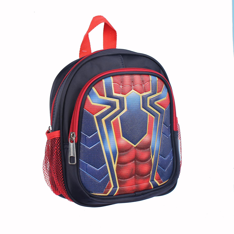 """Balo cho bé trai Mamago Spiderman A9003 9"""" an toàn, chắc chắn"""