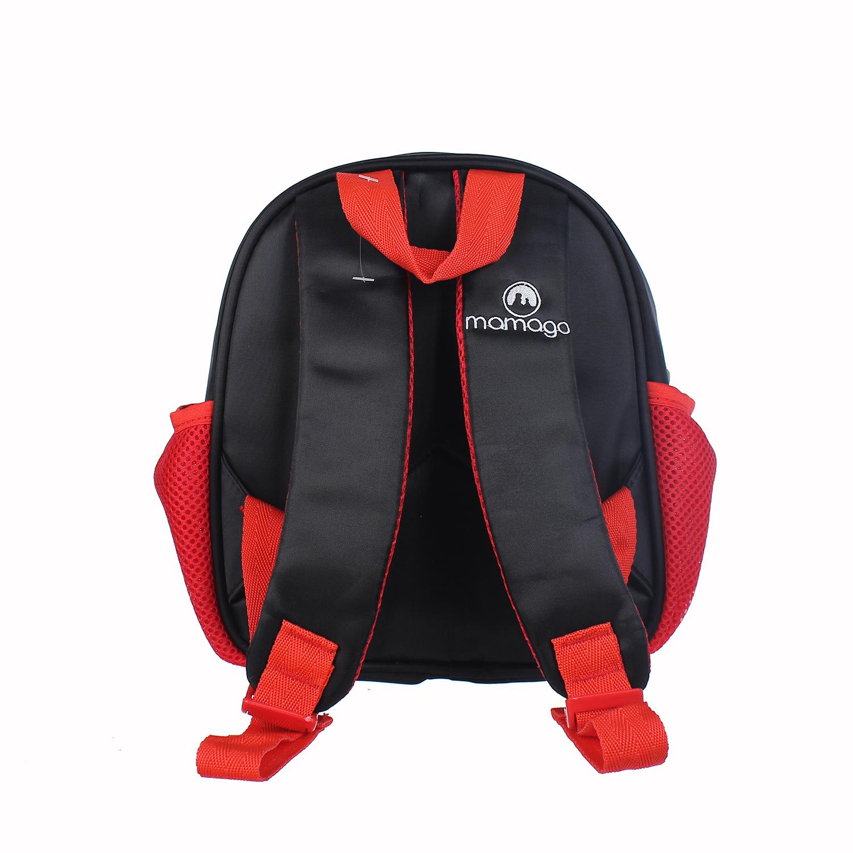 """Balo cho bé trai Mamago Spiderman A9005 9"""" thiết kế quai đeo chắc chắn"""