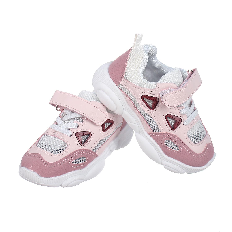 Giày thời trang bé gái Mamago Sport HW18 (Hồng) thể thao năng động