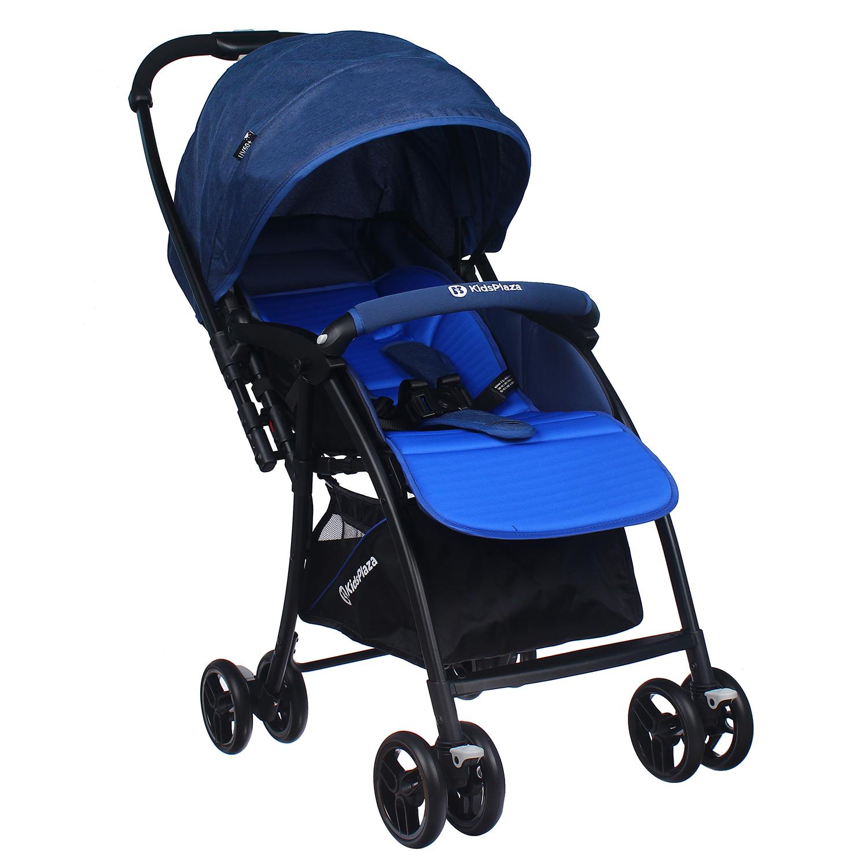Xe đẩy cho bé KidsPlaza Compact 319 Line Premium (xanh)