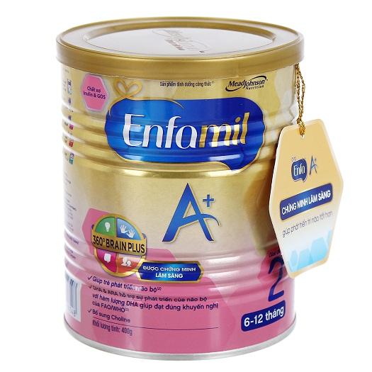 Sữa Enfamil của nước nào?