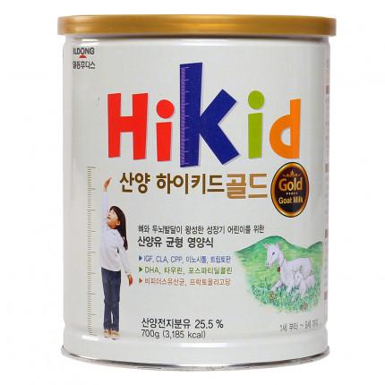 Sữa HiKid dê Hàn Quốc