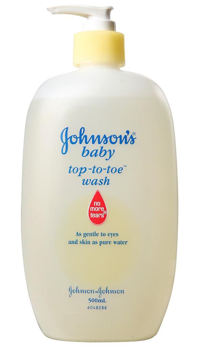 Sữa tắm gội toàn thân Johnson Baby