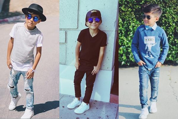 Quần áo cho bé trai rẻ đẹp