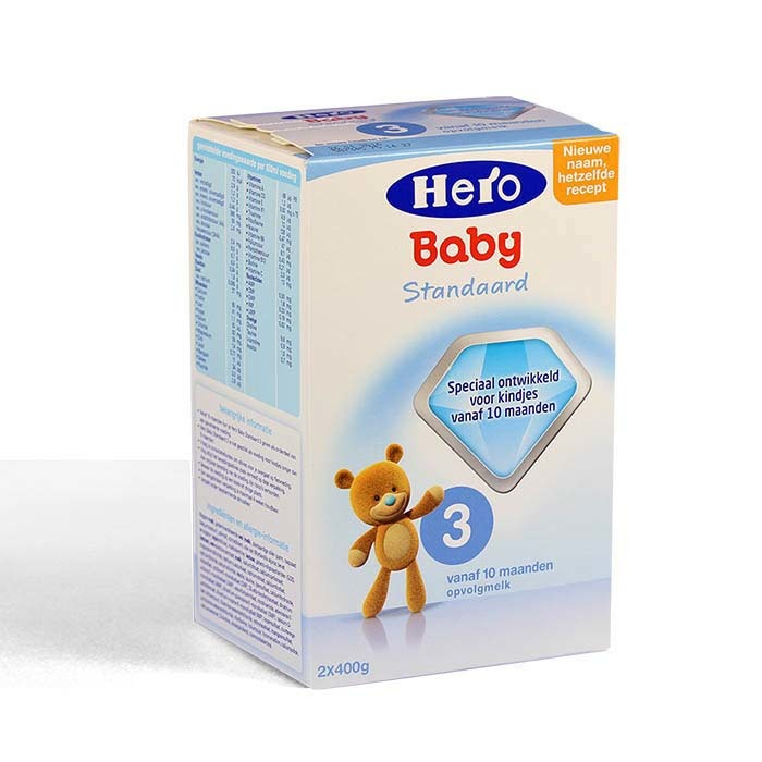 Sữa bột cho bé Hero Baby số 3 hộp 800g chất lượng tốt nhất