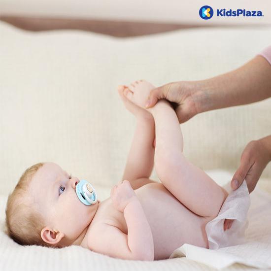 Vai trò của tã bỉm đối với trẻ sơ sinh
