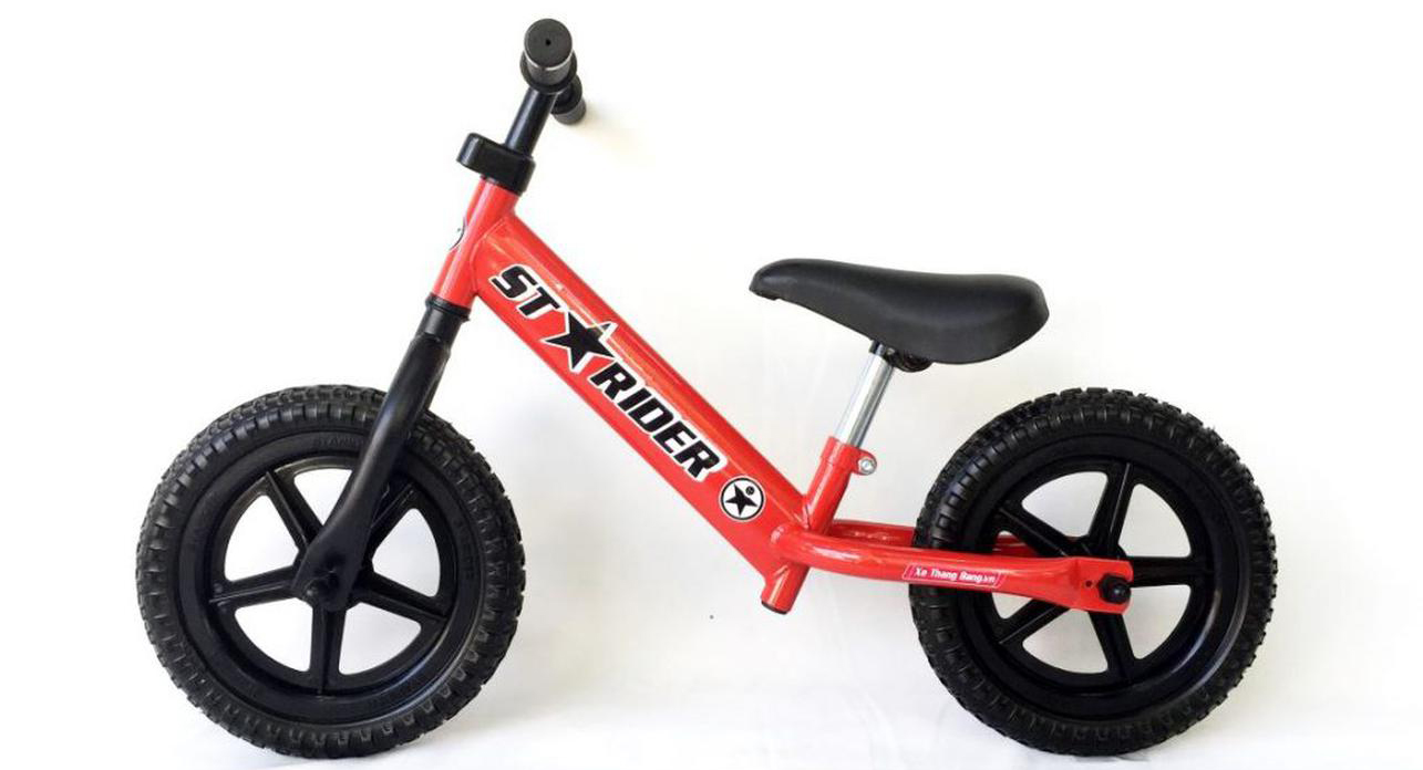 Xe đạp thắng bằng Starider